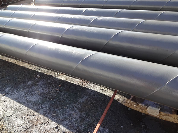 SSAW Steel Pipes