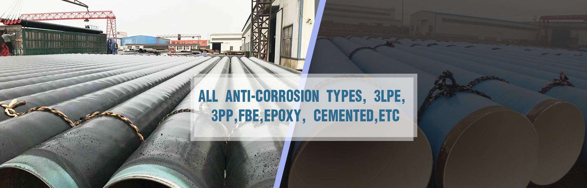 Anti-Corrosion Pipeline