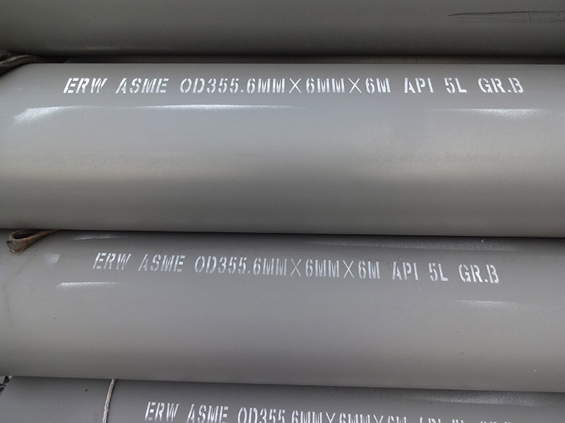 Gas LSAW Steel Pipes