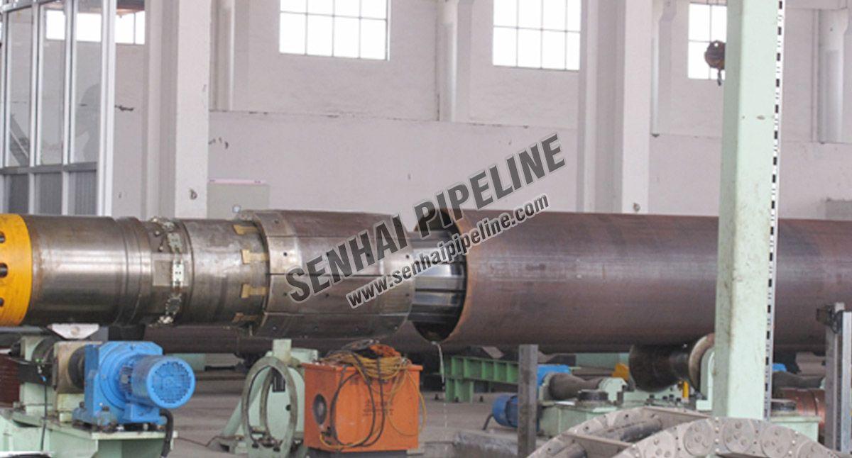 Senhai Pipeline Factory