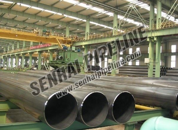 LSAW STEEL PIPES