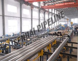 What Is ERW Steel Pipes?