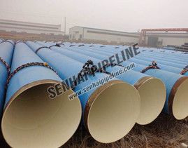 What Are Advantages Of SSAW Steel Pipes As Building Materials?