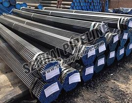 Purification Flux Method For LTCS Carbon Steel Seamless Pipes Refining
