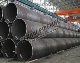 What Are The Advantages Of Steel Pipe Structure?