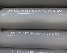 Development History Of Gas LSAW Steel Pipes