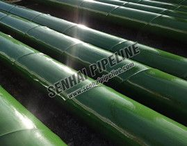 LSAW Steel Pipes Common Defect Magnetic Particle Detection