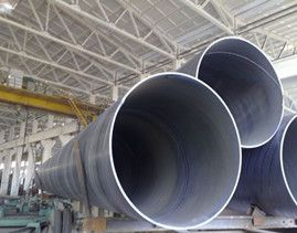 Use And Production Process Of Welded LSAW Steel Pipes Q235B