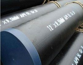 Reliability of LSAW Steel Pipes X46