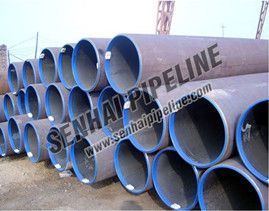 GR B ERW CS Pipes As a Pipeline Transport Material Advantage