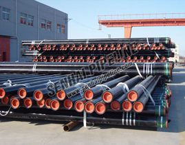 What Are The Steps In The Seamless Steel Pipe Production Process?