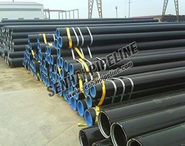 What is the difference between carbon steel pipe and seamless steel pipe