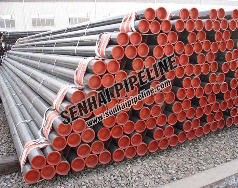 SA213 Seamless Steel Pipe