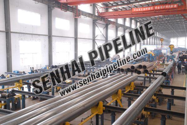ERW Steel Pipe CS